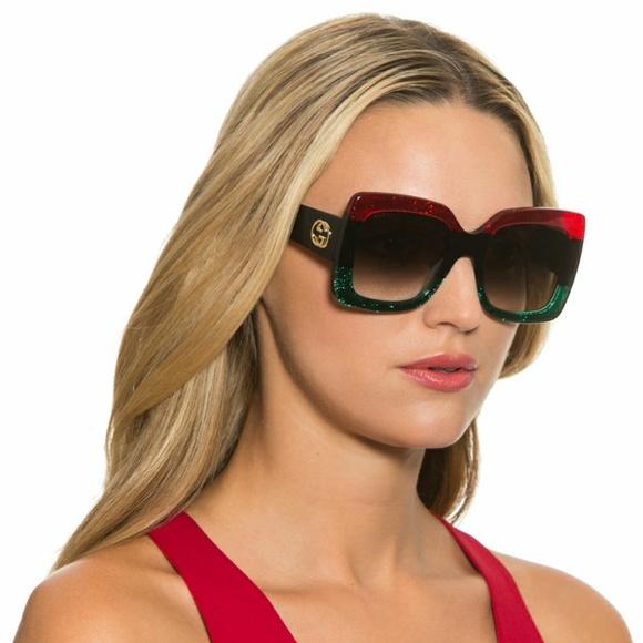 2bf9e793351b Gucci Accessories | Authentic Large Women Sunglasses | Poshmark